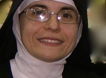 Suor Myriam D'Agostino